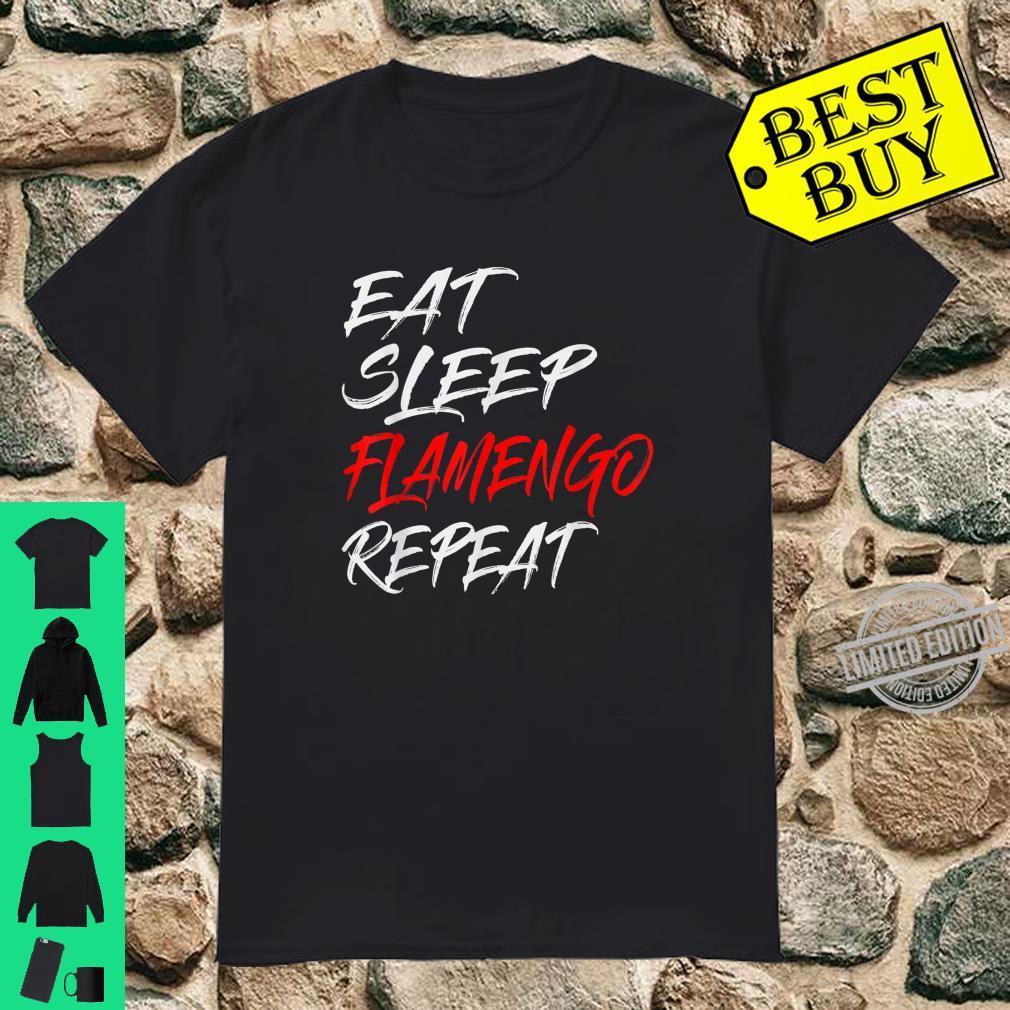 Flamengogao Brazilian Fan soccer Shirt